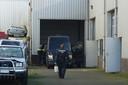 De politie en LFO zijn ter plaatse in Waspik.