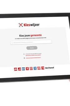 De Stentor Kieswijzer nu online
