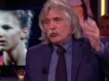Johan Derksen: Meisje Miedema zit uit haar nek te lullen