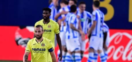 Villarreal loopt CL-voetbal mis na thuisnederlaag tegen Real Sociedad
