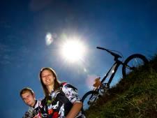 BMX'er Joris Harmsen uit Luyksgestel succesvol in België