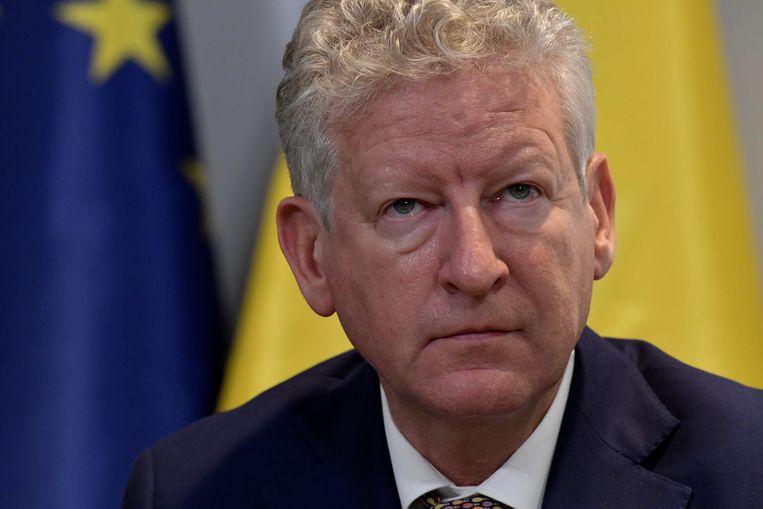 Minister van Binnenlandse Zaken Pieter De Crem.