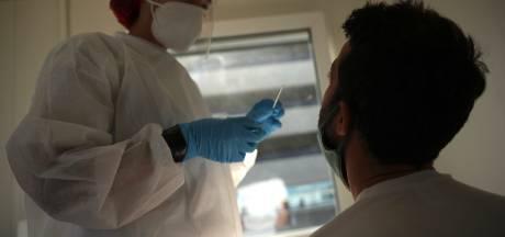 Plus de 600 malades hospitalisés en Belgique, dont 109 aux soins intensifs