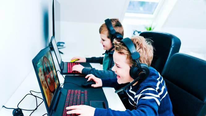 Kinderen en jongeren willen vooral samen gamen