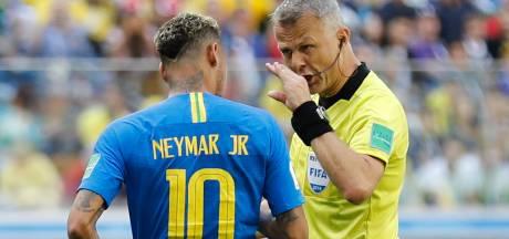 Weerzien met Neymar voor Kuipers, Nederlander leidt halve finale