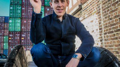 Jonas Van Geel deelt geweldige throwback