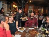 St. Severus ziet toe op vakmanschap bij restaurant 't Wevershuisje in Gemert