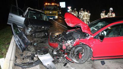 Twee zwaargewonden bij ongeval aan oprit E313