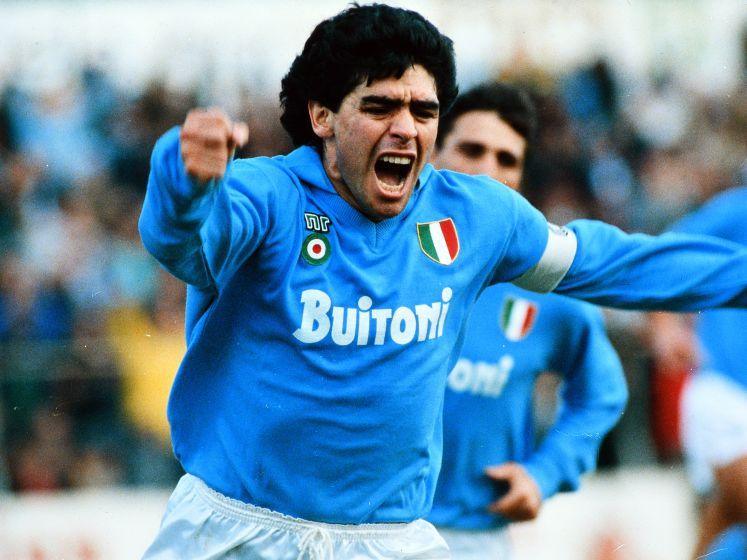Voetbalgrootheid Diego Maradona viert z'n 60ste verjaardag