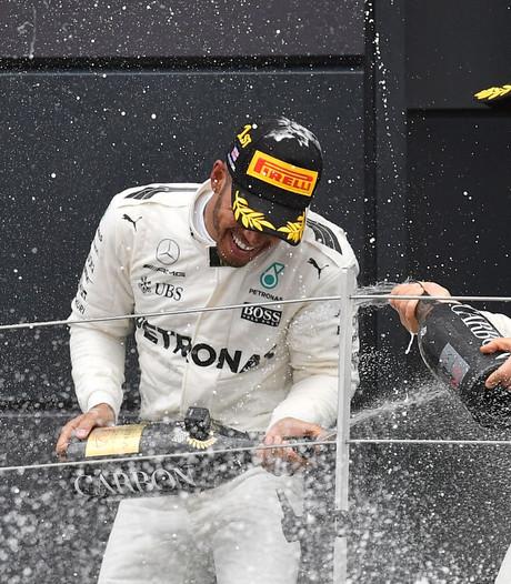 Winnaar Grand Prix spuit vanaf vandaag weer met échte champagne