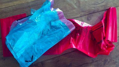 Vanaf maart 2021 komt er een nieuwe, blauwe PMD-zak, de roze verdwijnt