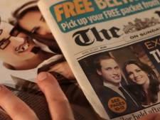 Le prince William avec un pénis sur le front: la bourde de la BBC