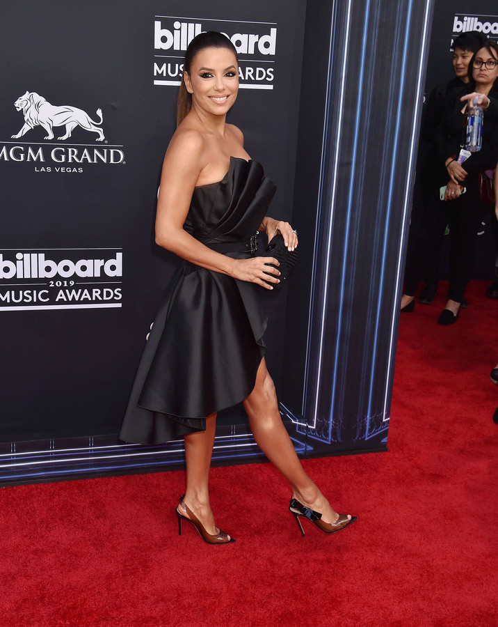 Eva Longoria, sublime au Billboard Music Awards, le 1er mai