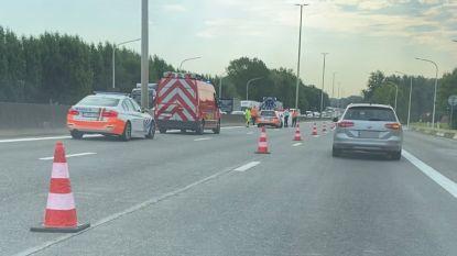 Stapvoets rijden op E40 vanaf Aalst na dodelijk ongeval met motorrijder in Ternat