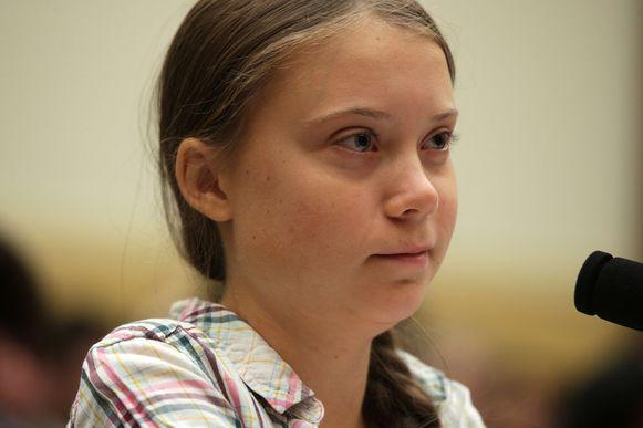 Greta Thunberg, die opriep tot de acties, is in New York waar maandag een VN-Klimaattop plaatsvindt.