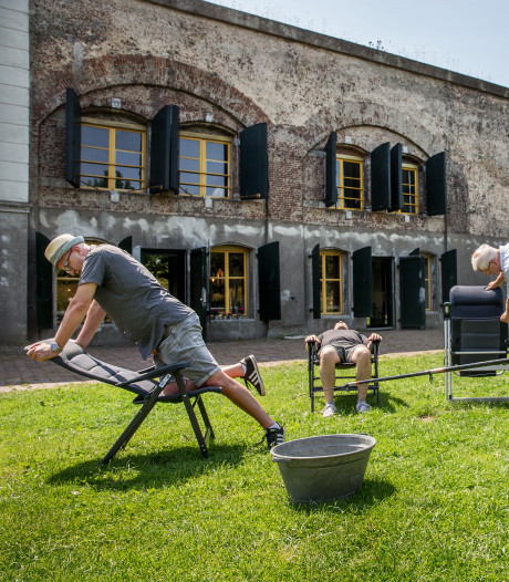De klapstoelentest: luieren zonder je rug te ruïneren