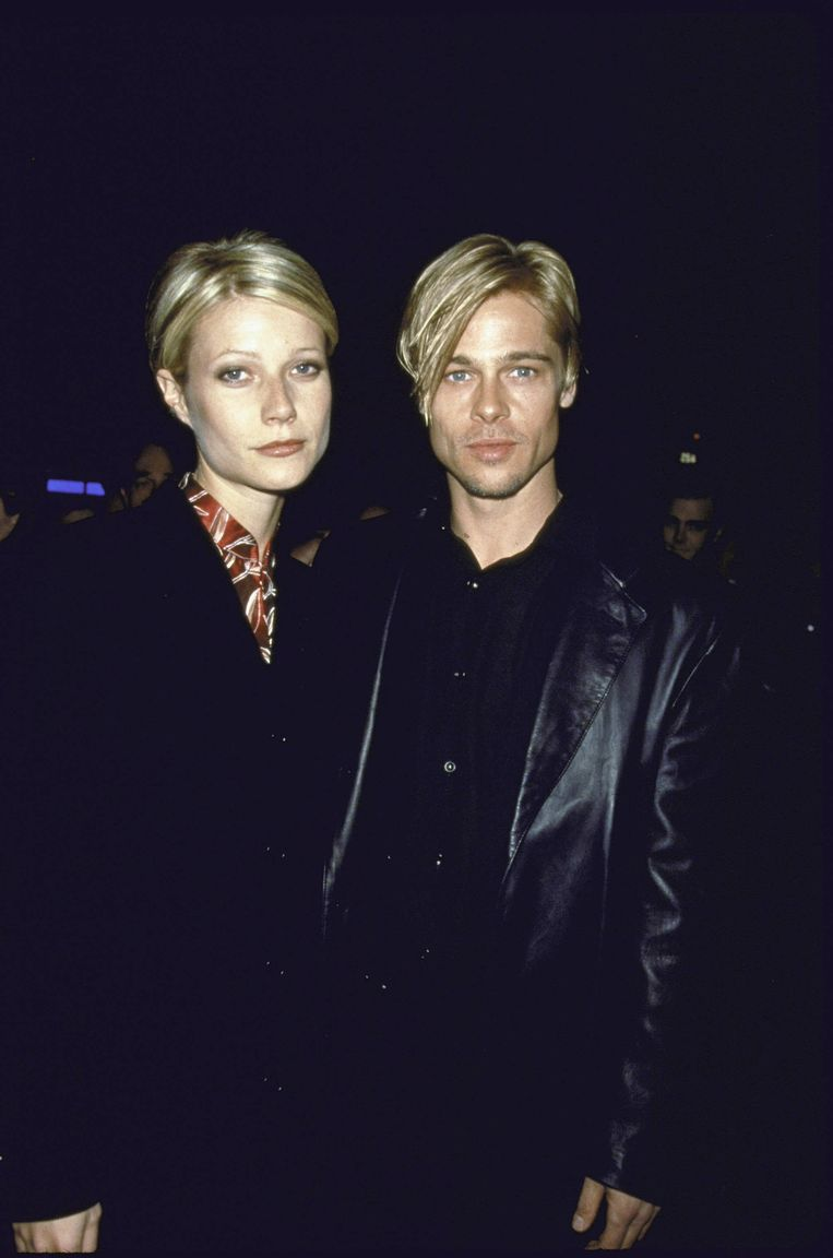 Brad en Gwyneth waren drie jaar een koppel.