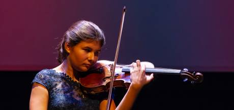 Osse violiste Iris van Nuland (18) in finale Prinses Christina Concours