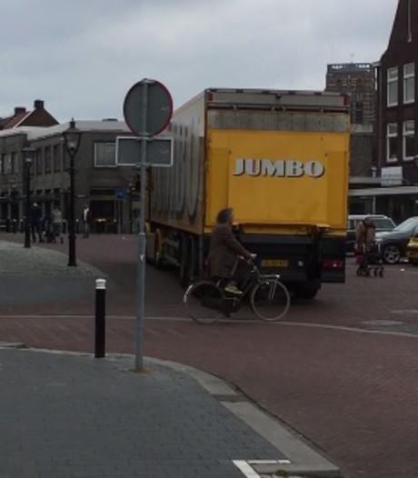 Bocht Raadhuisstraat Vught wordt ruimer gemaakt voor vrachtwagens