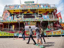 Kermis in Arnhem: ontmoeting met Donny Roelvink en 'levensechte dino's'
