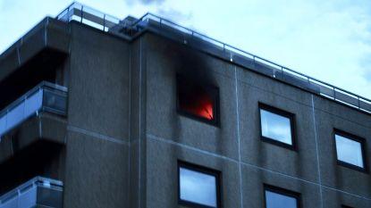 56-jarige vrouw twee dagen na appartementsbrand overleden
