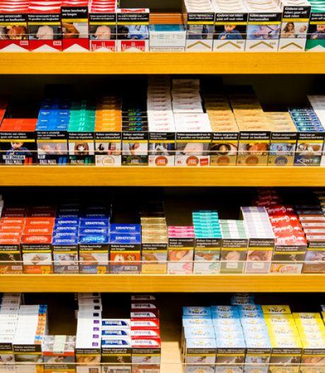 Prijs sigaretten en shag flink gestegen door accijnsverhogingen