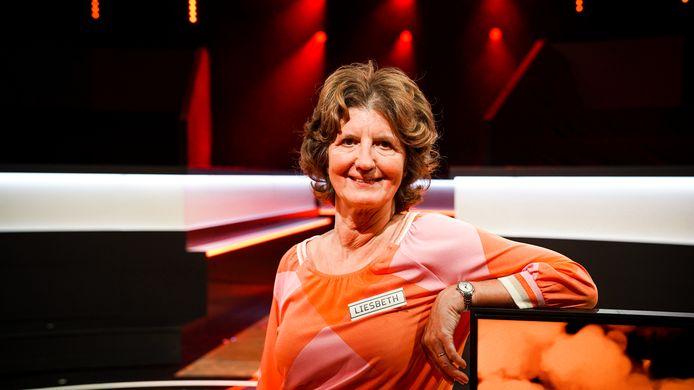 Liesbeth Goris, is één van de opvallendste kandidaten in het nieuwe seizoen van '1 jaar gratis'.