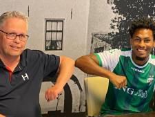 Met El Hanoudi haalt VVOG een voormalige globetrotter in huis