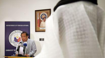 Koeweit gooit Filipijnse ambassadeur het land uit wegens rel om huispersoneel