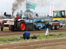 Tractorpulling Hoogblokland gaat toch niet door