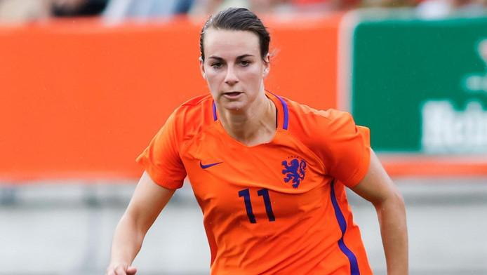 Renate Jansen meldde zich afgelopen weekeinde af wegens ziekte.