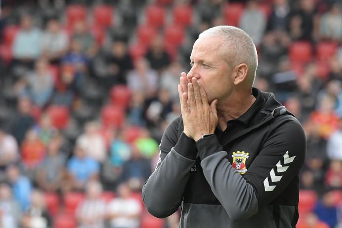 03-08-2019: Voetbal: Go Ahead Eagles v Konyaspor: DeventerVoorbereiding seizoen 2019-2020L-R: Jack de Gier