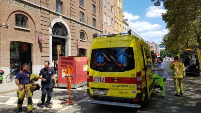 Drie gewonden bij ontploffing op gastronomisch evenement in Antwerpen
