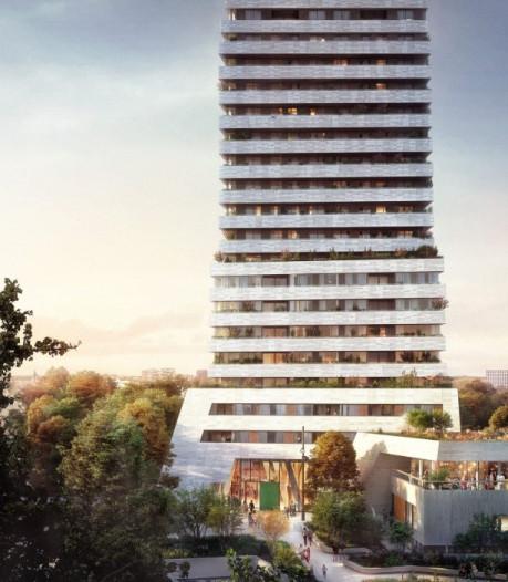 Buren balen van plan BunkerToren in Eindhoven