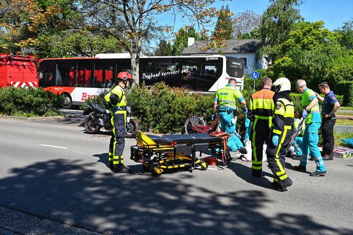 Ernstig ongeluk in Breda.