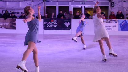 Halle Schaatst lokte al 13.000 schaatsers