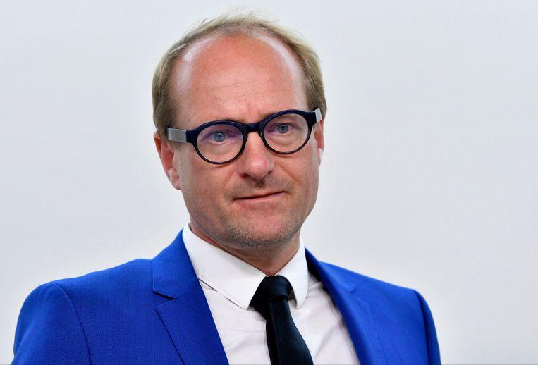 Vlaams minister Ben Weyts