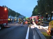 Echtpaar uit Houten overleden bij auto-ongeluk, veroorzaker had drank en drugs gebruikt