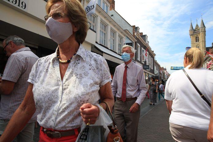 Sluis, een populaire bestemming voor veel Belgen.