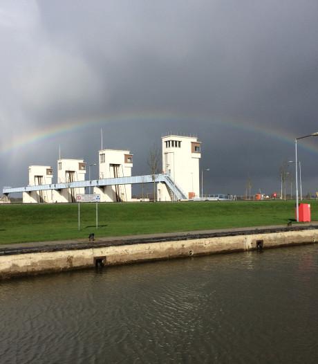 Meer malheur aan Máximasluis bij Alphen aan de Maas