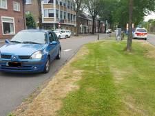 Ongeluk met 4 auto's in Enschede: 2 gewonden