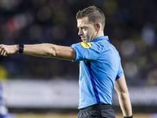 Lindhout leidt Overijssels onderonsje, Blank fluit FC Twente