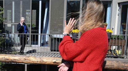 Waalse rusthuizen kunnen binnenkort opnieuw bezoekers ontvangen