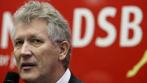 DSB-topman Dirk Scheringa.