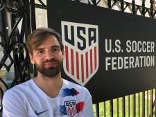 Bredanaar Joris Bekkers 'won' met de VS het WK: 'Juichen tegen Nederland voelde wel raar'