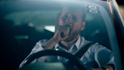 """Vier op de tien Belgen zitten zeer moe achter het stuur: """"We denken te snel, 'ik raak er nog wel'"""""""