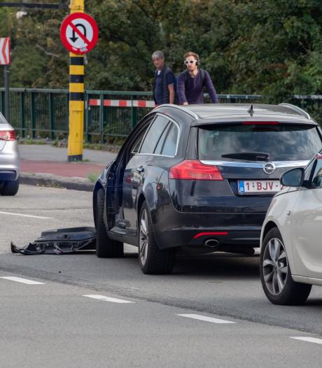 """Verdachte zware verkeersagressie in Berchem: """"Slachtoffer en zijn vrouw bedreigden mij"""""""