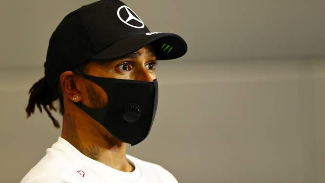 Dreiging van één race schorsing voorlopig afgewend: strafpunten Lewis Hamilton omgezet in boete voor Mercedes