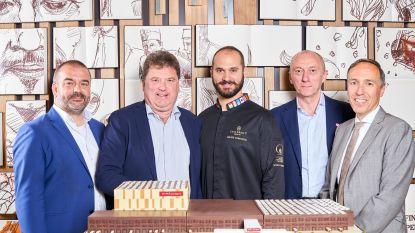 WDP bouwt chocolade-paleis van 100 miljoen