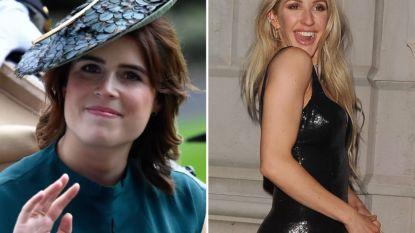 Prinses Eugenie deelt vriendschapsarmbandje met Ellie Goulding